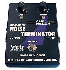 Carl Martin Noise Terminator Noise Reduction Guitar Effect Pedal