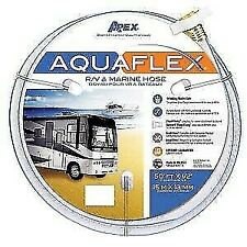 "RV Apex 5-ply 1/2"" x 50' AquaFlex Fresh Water Hose 7503-50"