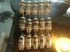 Tri Ecc82 12Au7 Japan Triode Corporation (15 ) Fifteen New Tested Valves Tubes