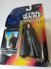Kenner Luke Skywalker JEDI knight lightsaber Star Wars action NIB unopened toy