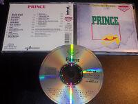 Prince – Live & Alive USA Very Rare Import CD - Purple Rain
