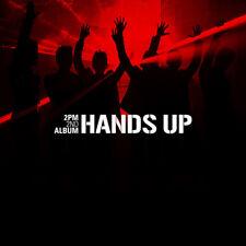 2PM [HANDS UP] 2nd Album CD+Photobook K-POP SEALED