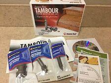 Amana Tool 54314 Tambour 3-Piece Carbide Tipped Router Bit Set 1/2 Inch SHK