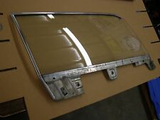 OEM Ford 1967 1968 Mustang Coupe RH Door Glass Clear Window 6J Date