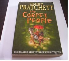 THE CARPET MENSCHEN Terry Pratchett buch in englisch roman CORGI BÜCHER