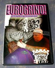 BOOG Hispanic EUROGRIND Chicano Gangster Tattoo Cholo Gun Kit Flash Machine DVD