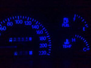 Blue LED Dash Instrument Light Kit for Holden Commodore VR VP VL VN VS