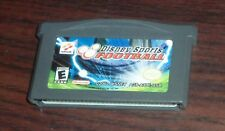 Nintendo GBA. Disney Sports Football. AGB-A3DE-USA