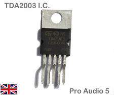 TDA2003 basso costo Audio Power Amplifier-UK POST VELOCE