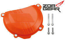 New ZOAGEAR Dirt Bike KTM 250 SXF XCF 13~15 Clutch Cover Side Case Protector 501
