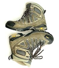 Asolo Hiking Boots Womens Size 11 Waterproof Brown Leather Backpacking Trail
