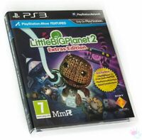 Big Little Planet 2 Extras Edition - PlayStation 3 - Ps3 - Free P&P