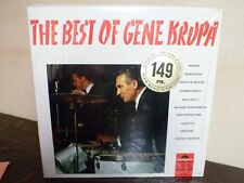 LP - GENE KRUPA – The Best Of - M/MINT - NEW - POLYDOR - 236 703 - GERMANY