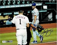Joe Kelly Los Angeles Dodgers World Series Champ Autographed 8x10 Photo coa-FTA