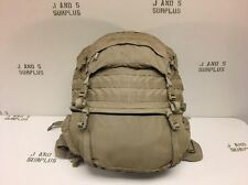 USMC FILBE Full Pack / Rucksack system ruck Backpack Coyote brown USGI Good