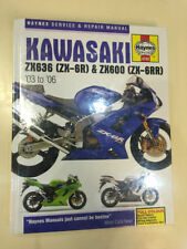 Kawasaki Motorcycle Workshop Manuals Books