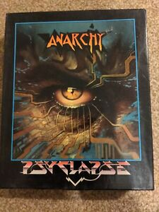 Anarchy By Psychosis For Atari ST