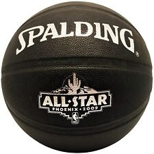 "Spalding Outdoor performance game  LEATHER Basketball street ball  (27.5"")"
