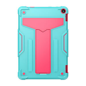 Hybrid Shockproof Stand Tablet Case For Amazon Fire HD 10 Plus 2021 HD 8 2020 US