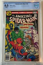 Amazing Spider-Man #158 CBCS 8.5 white pages - Doc Ock!