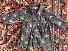 Imps & Elfs Dutch Designer Brand Baby Tunic Dress In Size Euro 62 (3-6 Months)