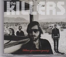 The Killers-When You Were Young cd maxi single 2 tracks