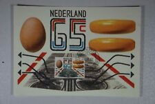 B2 Europa Niederlande 1192 Maximum-Karte Ersttag