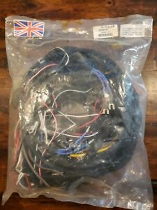 New Cloth Main Wiring Harness Austin Healey 3000 100-6 1956-1959 bn4 bn6 57 58 8