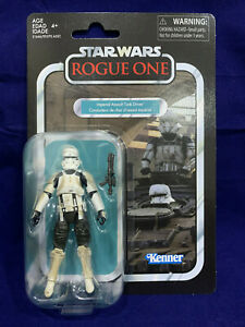 Star Wars Rogue One Vintage Collection VC126 Imperial Assault Hover Tank Driver