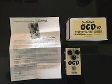 OCD V2 Overdrive / Distortion Pedal