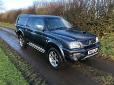 Mitsubishi L200 Animal long MOT