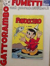 Pinocchio N.7 Anno 74 Edicola