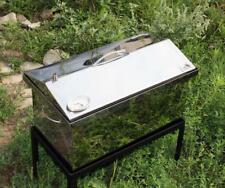 Patio Smoker Grill BBQ Backyard Firepit Meat Cooker Grilling Outdoor Portable