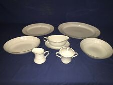 """Seyei Fine China """"Chateau"""" ~ Serving Dishes (7 Pcs) ~ Excellent"""