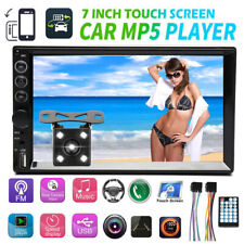 7'' HD Car Stereo Radio Head Unit Touch MP5 Mirror Link Camera for Toyota Tacoma