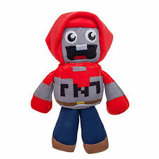 """**Tube Heroes- Small 8"""" Quality Plush Soft Toys Exploding TNT- On Special-NEW"""