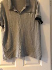 Ben Sherman Mens Grey Polo Shirt Size XXL