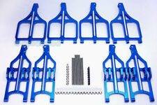 Alloy Upper+Lower Arms for Traxxas Tmaxx.21/2.5/ 3.3#4907 4908 4909 3908 3905