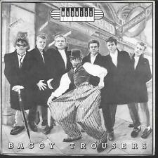 "45 TOURS / 7"" SINGLE--MADNESS--BAGGY TROUSERS / THE BUSINESS--1980 ""UK PRESS"""
