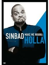 Sinbad: Make Me Wanna Holla (2014, REGION 1 DVD New)
