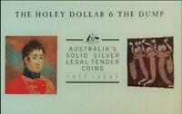1990 HOLEY DOLLAR & DUMP Silver Proof Coin