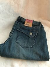 ROUTE 66 WOMEN'S  CURVY FIT LOW RISE FLARE DENIM  JEANS Sz:4 NWT