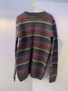 Mens Penfield Wool Jumper Size M