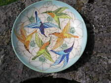 Sally Tuffin Dennis Chinaworks Humming Bird Charger