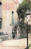 Postcard San Gabriel Mission California