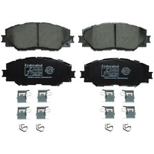 Disc Brake Pad Set Front Federated D1210C