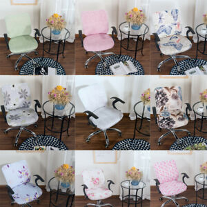 Stretch Universal Chair Slipcover Seat Covers Home Office Removable Covers Decor