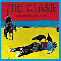 The Clash - Give Em Enough Rope [CD]