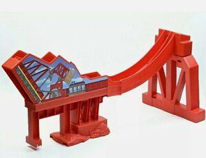 Thomas The Train Sky High Bridge Jump Replacement Part D E F Bridge Red Piece