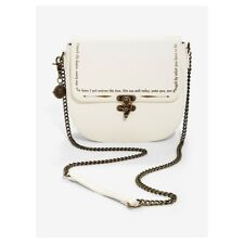 Harry Potter Loungefly Ivory Time Turner Purse Hand Bag NEW